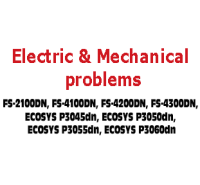 Electric & Mechanical problems