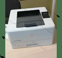 Принтер Hewlett-Packard (HP) не берет бумагу