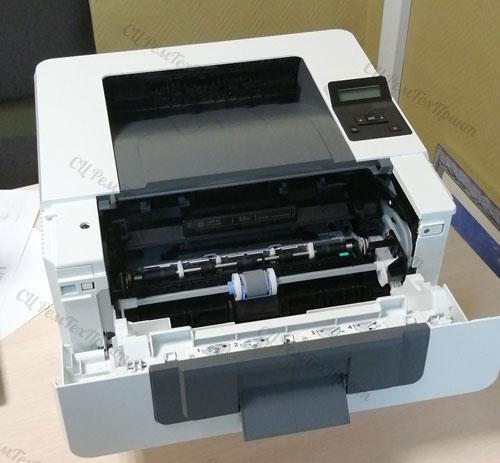Замена роликов подачи бумаги