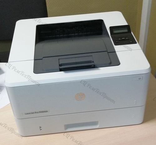 Принтер HP не берет бумагу