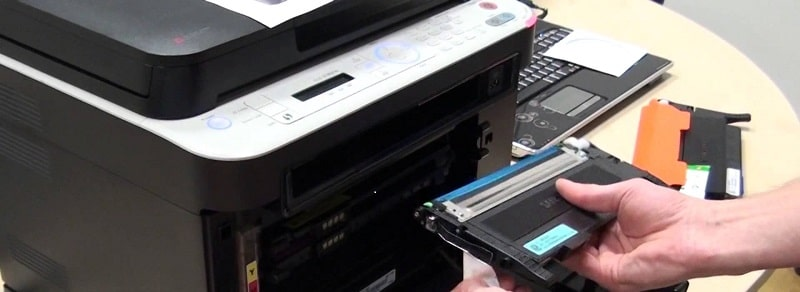 Ремонт принтера и МФУ Samsung